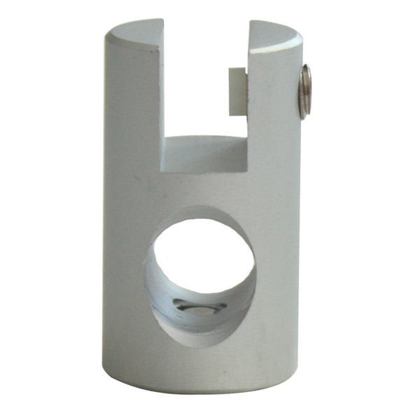 Signage Rod System Material Clamp Single