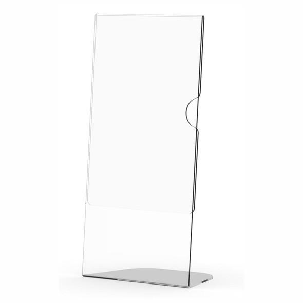 Acrylic Menu Holder - Single Sided - 1/3 DL A4 - Box 5
