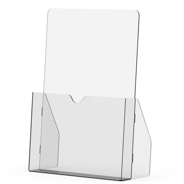 Menu Holder Acrylic Table Brochure Holder A4 - Box 5