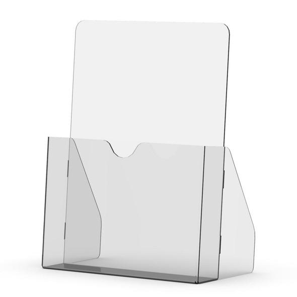 Menu Holder Acrylic Table Brochure Holder A5 - Box 5