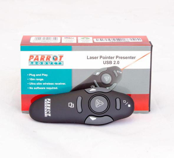 Laser Pointer Presenter USB 2.0 Red Laser
