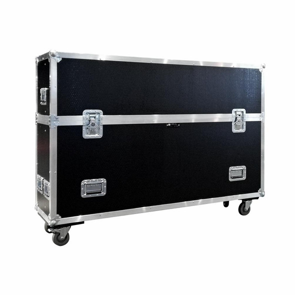 Flight Case with Castors for 65 Touch LED Screen
