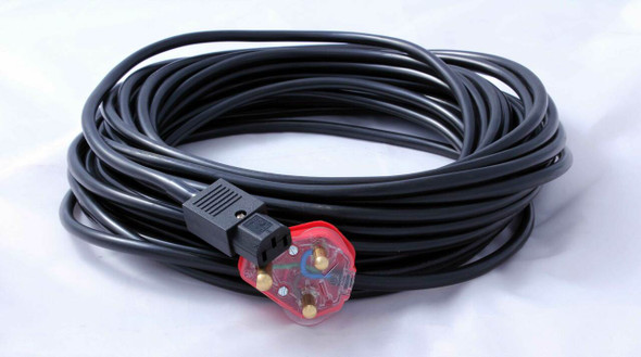 Power Cable IEC To 3 Pin 20M