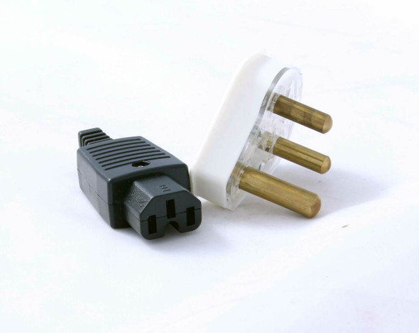 Cable - Power Plugs 1 X 3Pin 1 X IEC