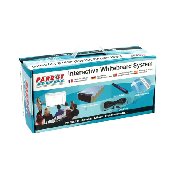 Interactive Whiteboard System