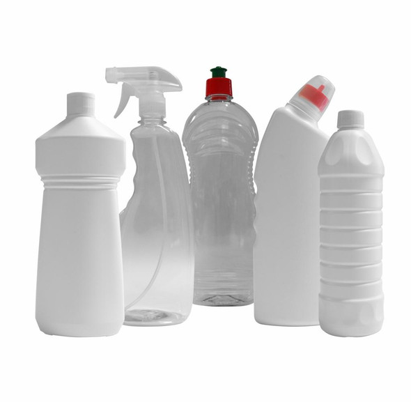 Janitorial Empty Bottles 750ml - Assorted