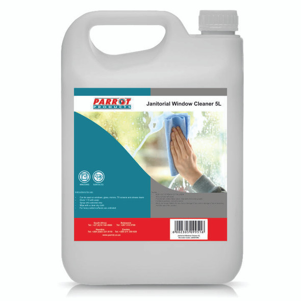 Janitorial Window Cleaner 5L