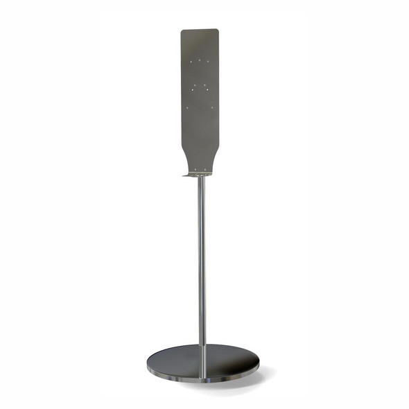 Janitorial Dispenser Stand - Stainless Steel