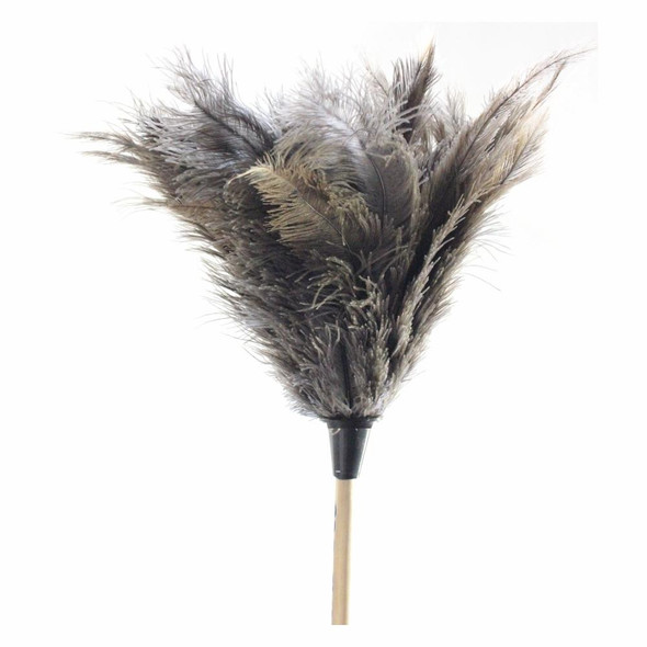 Janitorial Feather Duster - Long Rod