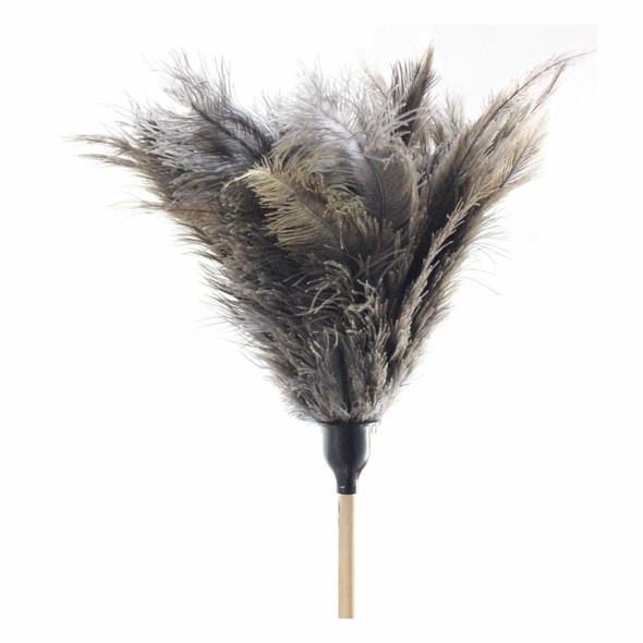 Janitorial Feather Duster - Short Rod