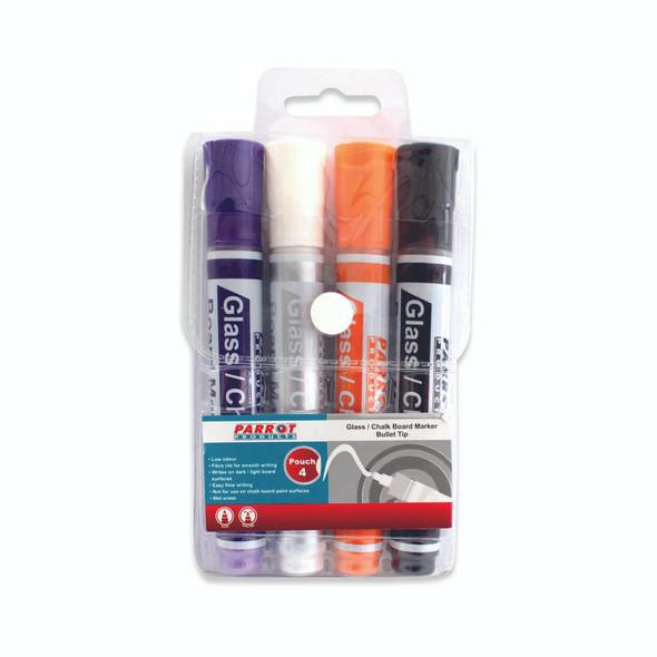 Glass / Chalkboard Markers Pouch 4