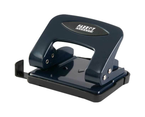 Steel Hole Punch 20 Sheets - Navy