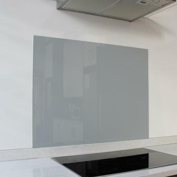 Cool Grey Hob Splashback 898 x 700 x 6mm