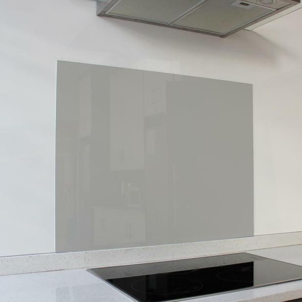 Warm Grey Hob Splashback 898 x 700 x 6mm