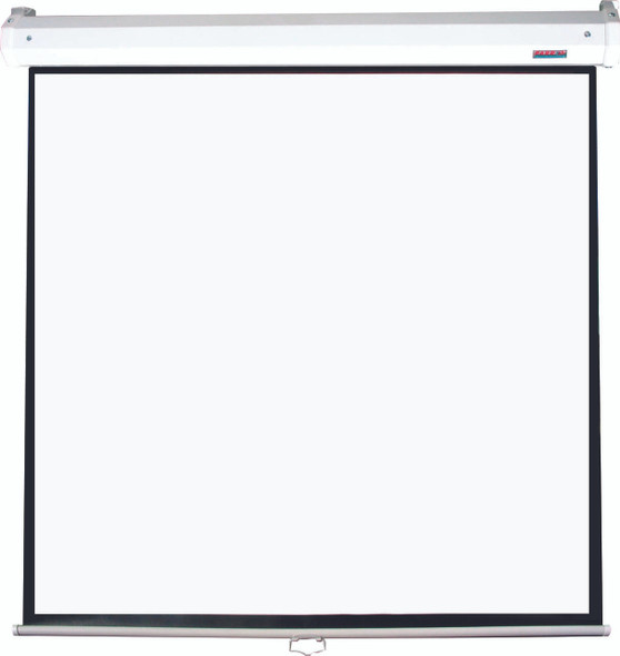 Electric Projector Screen 18301830mm View 17801780mm - 11