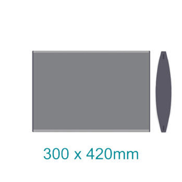 Sign Frame 300420mm - Double Sided - Wall Mounted
