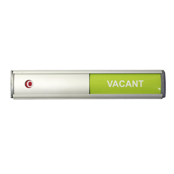 Sign Frame 50280mm - Vacant / Occupied Slide - Retail Pack