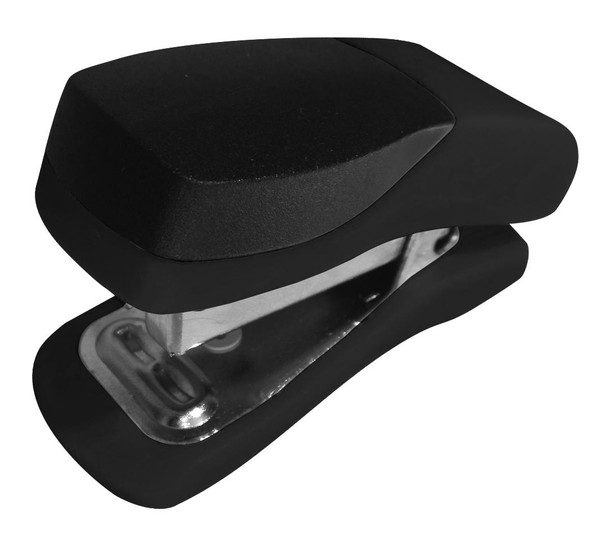 Single Mini Black Plastic Stapler
