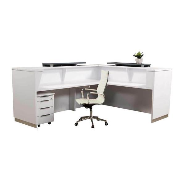 Cyprus Reception Counter