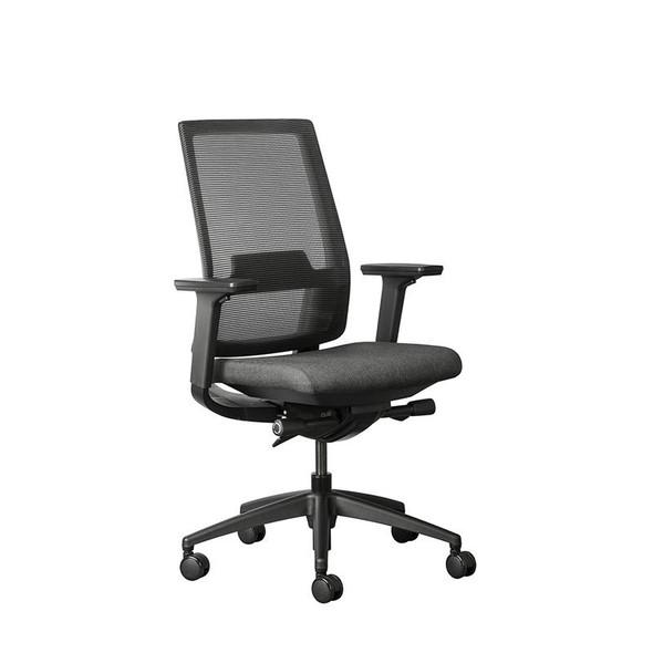 Mira Mesh Medium-back Chair