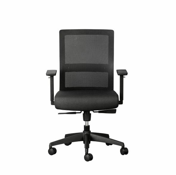 Fuse Mesh Medium-back Chair
