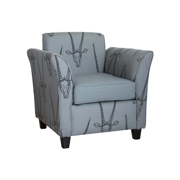 London Single Chair