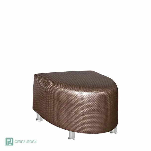 Miami Sofa Ottoman End Section