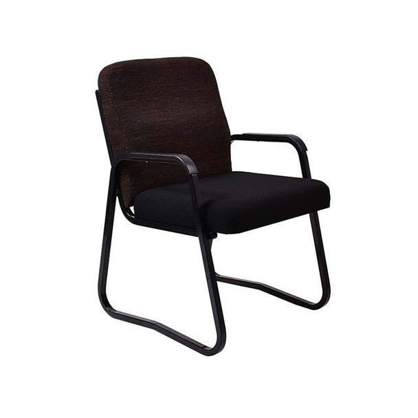 C3FS Economy Full Back Armchair with Skid Base