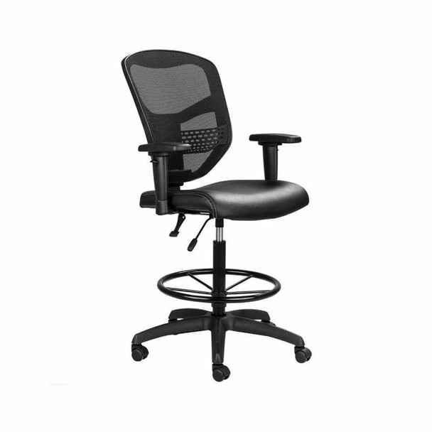 QC9 Que Netted Draughtsman Chair