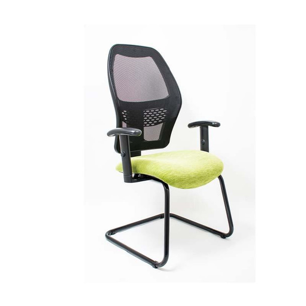 XC2-Xenon Netted Side Visitor Chair