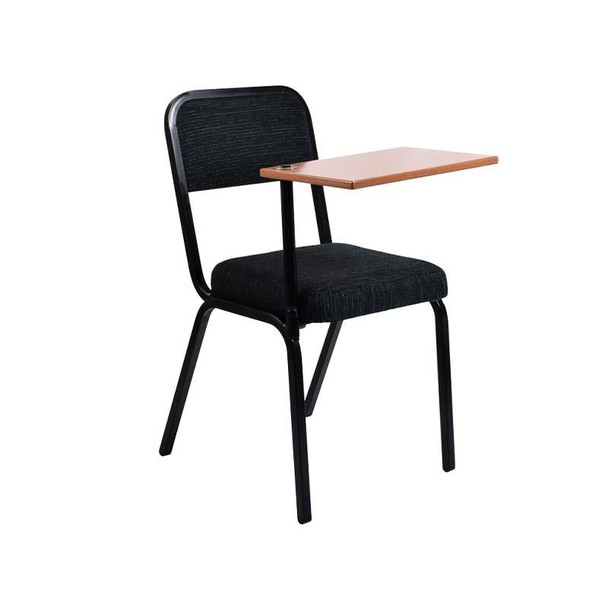 C1T Rick Stacker Chair with Writing Tablet