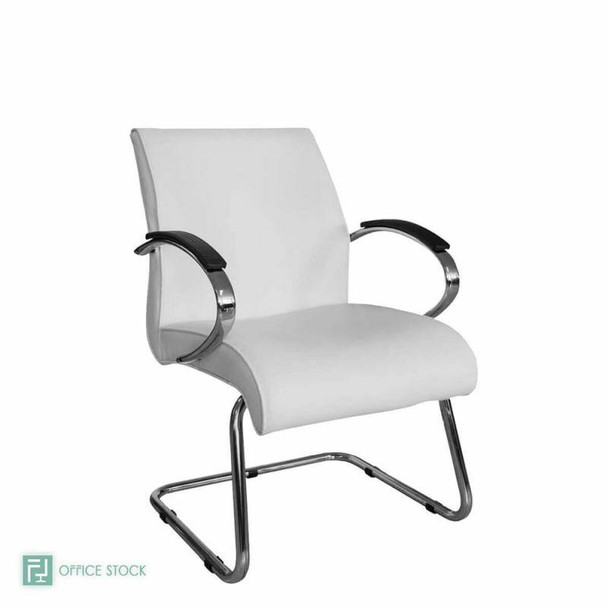 Mandeville Sleigh Base Visitor Chair