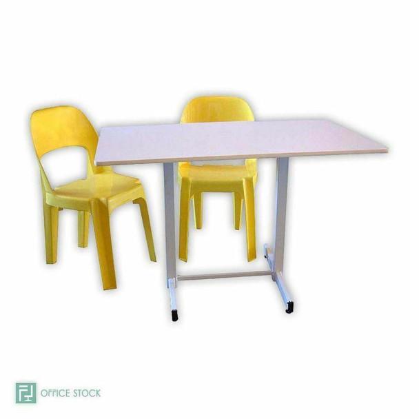Rectangular Melamine Table