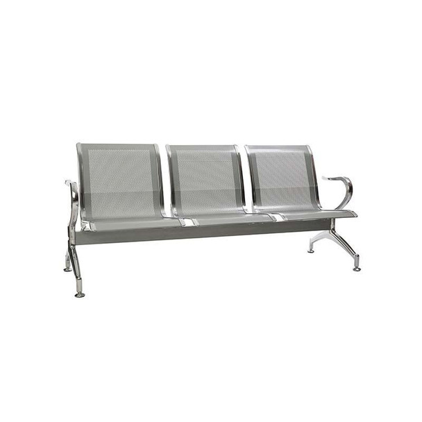 3-Seater Heavy Duty Airport Bench