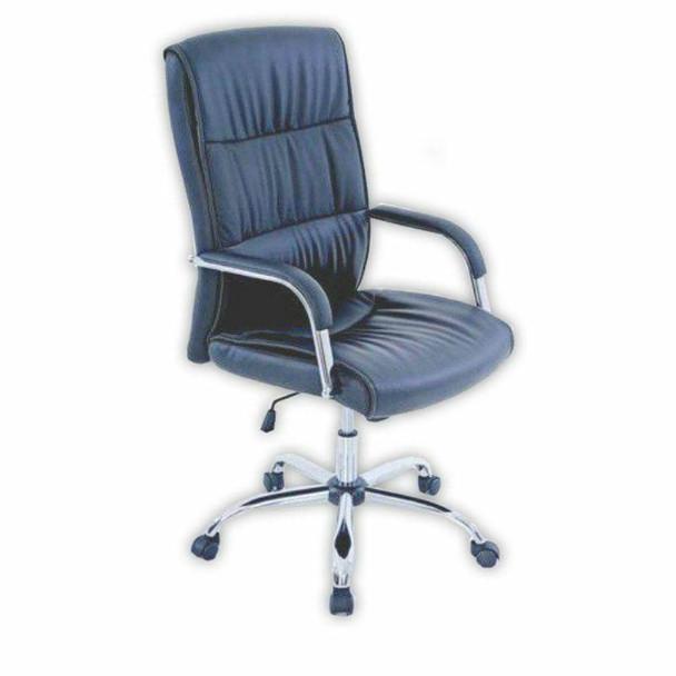 Panel High-back Chair