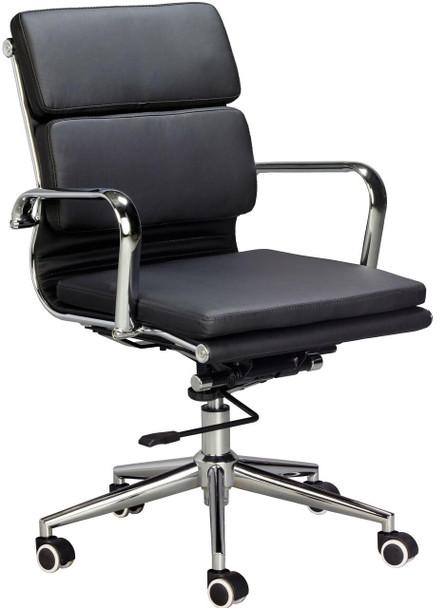 Classic Eames Cushion Medium-back Chair