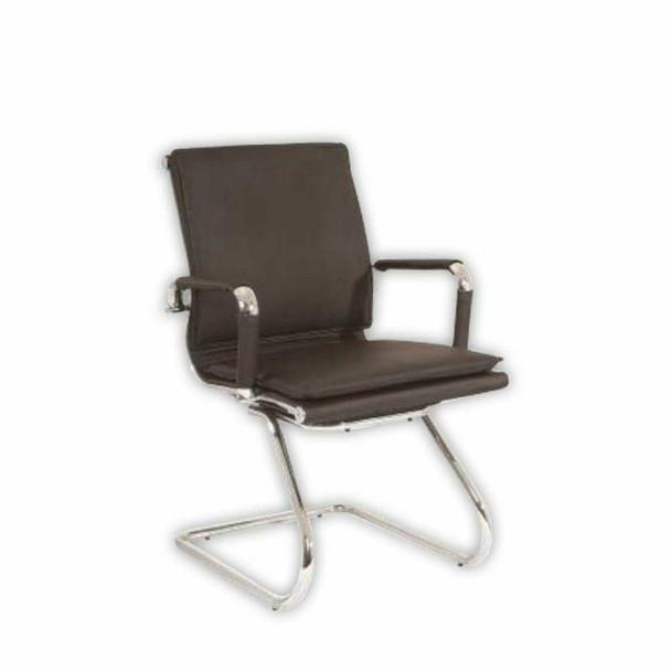 Eames Flat Cushion Visitor Chair