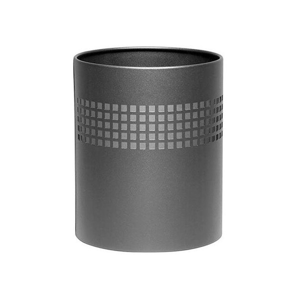 Square Punch Wastepaper Bin