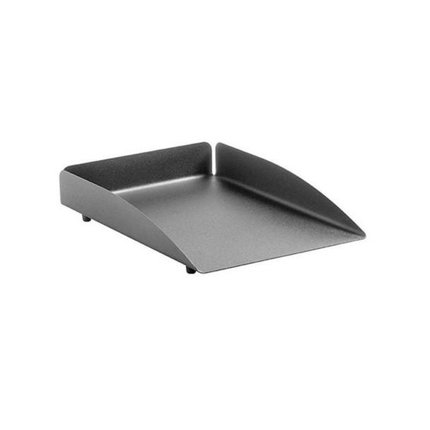 Modern Steel Letter Tray Single