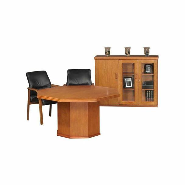 E-line Hexagonal Boardroom Table