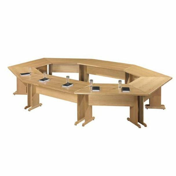 Trapezoid Training Table - 2
