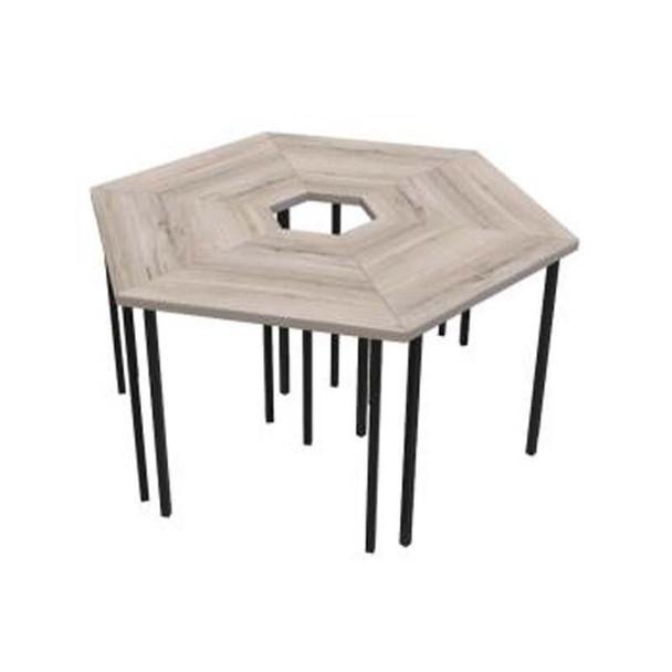 Heptagon Table