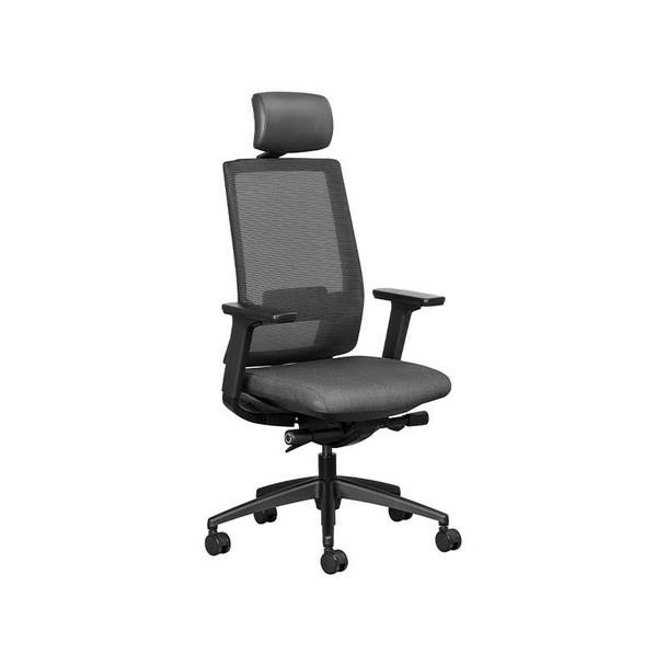 Mira Mesh High-Back Chair