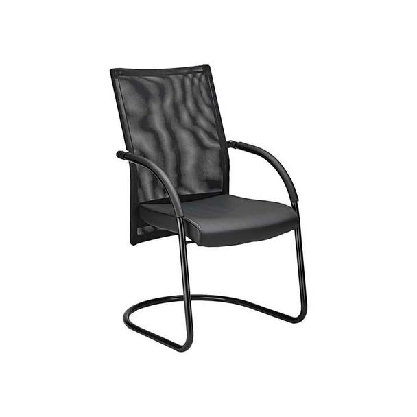 Stellar Mesh Integral Visitors Chair