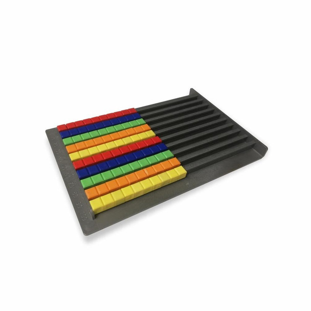 Parrot Abacus 100 Beads - Box of 50 Uncarded