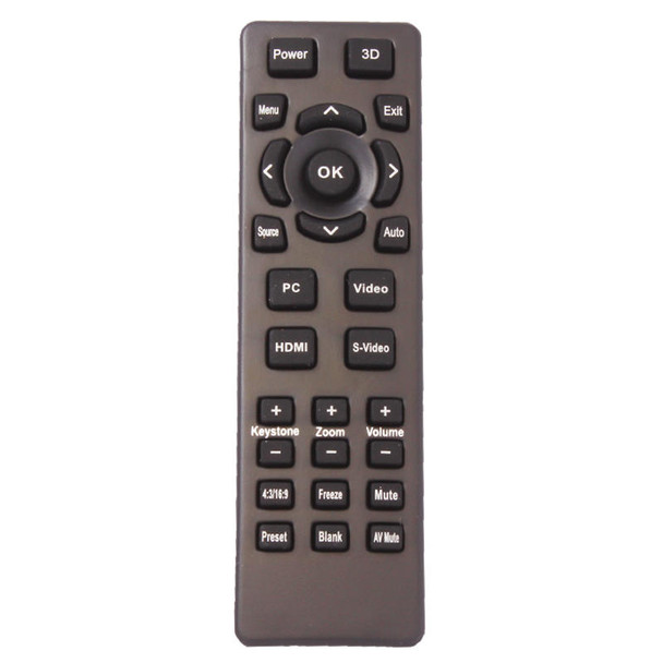 Part - Remote Control for the OP0460A projector
