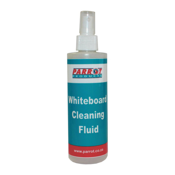 Whiteboard Cleaning Fluid 237ml - Carded