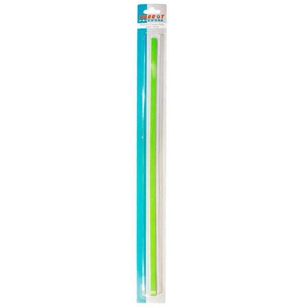 Magnetic Flexible Strip 100020mm - Green