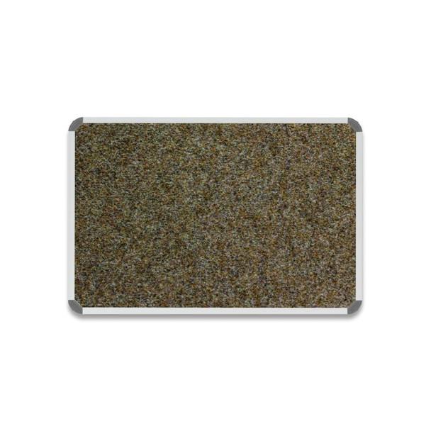 Bulletin Board Aluminium Frame - 600450mm - Spice