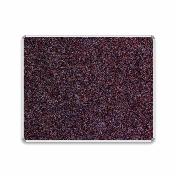 Bulletin Board Aluminium Frame - 15001200mm - Tropical